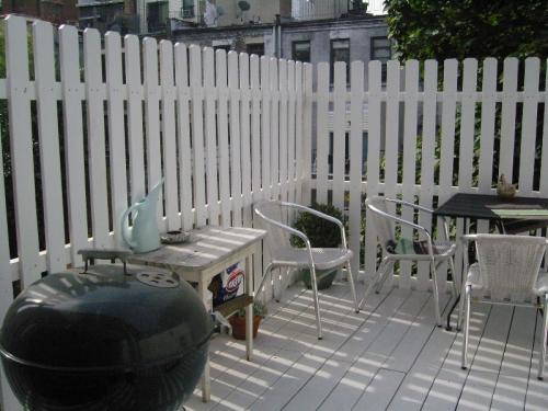 White deck 2