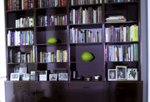 Bookcases and Entertainment Centers